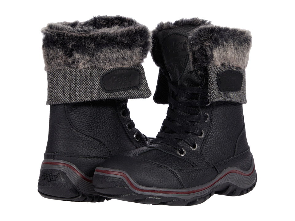 Pajar CANADA - Alice (Black) Women's Hiking Boots