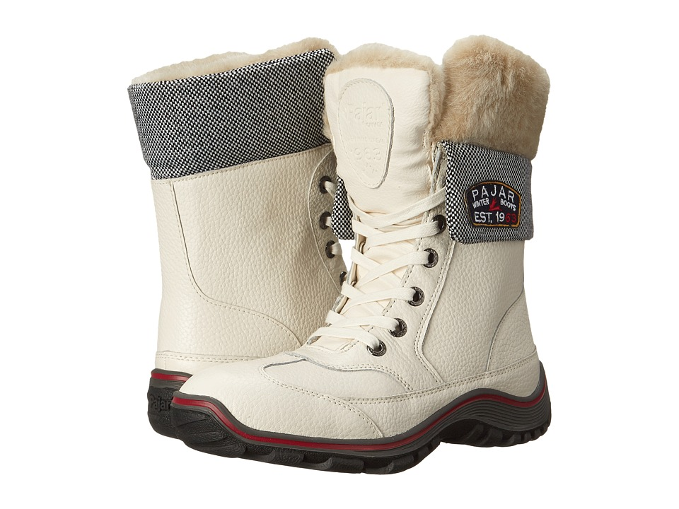 Pajar CANADA - Alice (White) Women's Hiking Boots