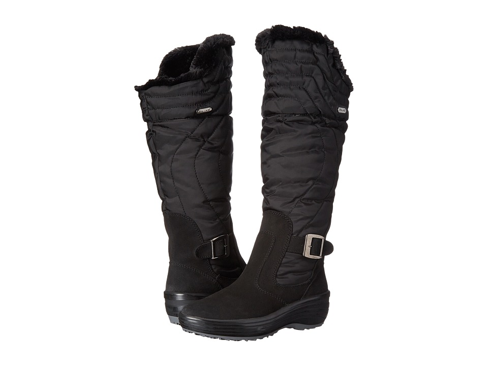 Pajar CANADA - Natasha (Black) Women's Hiking Boots