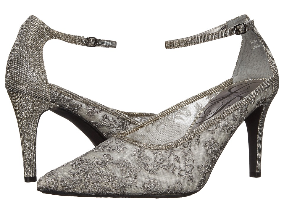 J. Renee - Jena (Pewter) High Heels