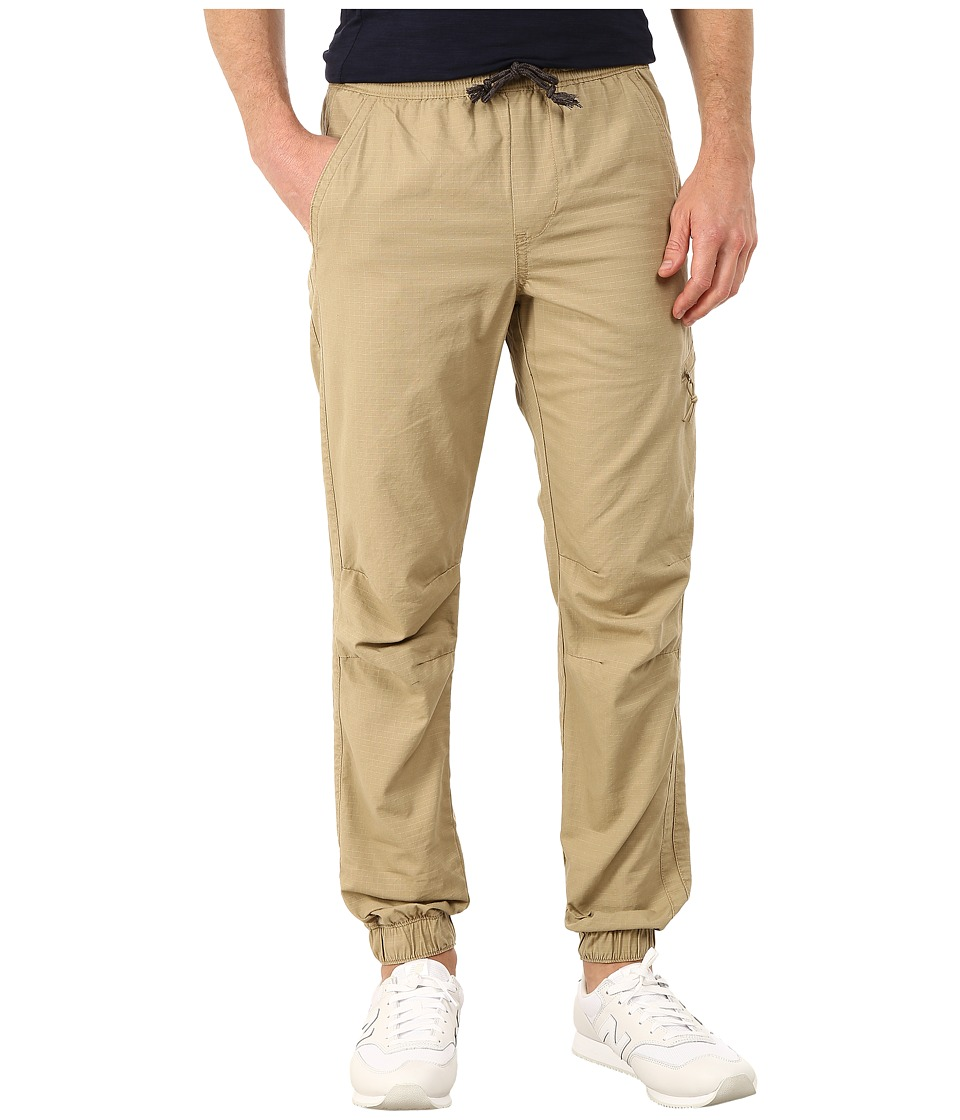 UNIONBAY - Neo Ripstop Jogger Pants (Grain) Men's Casual Pants