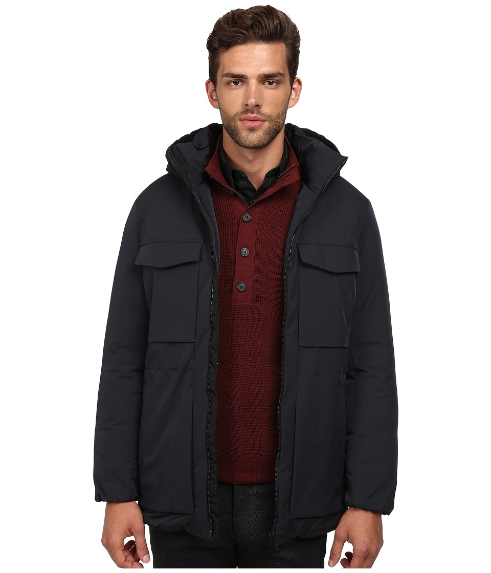 Theory - Allon Outerwear (Night) Men's Coat