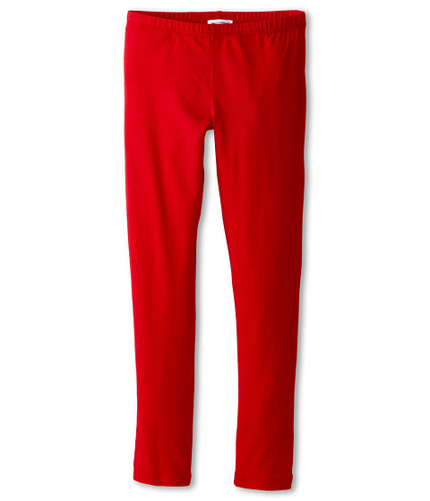 Dolce & Gabbana - Back to School Solid Leggings (Big Kids) (Dark Red) Women's Casual Pants