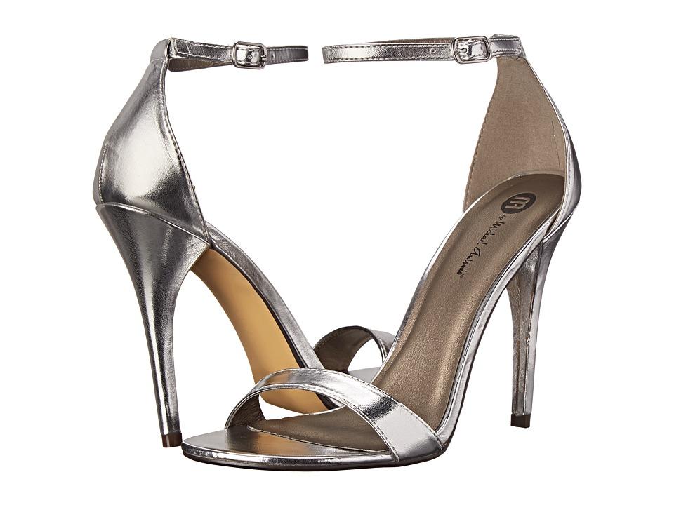 Michael Antonio - Jaxine - Metallic 1 (Silver) Women