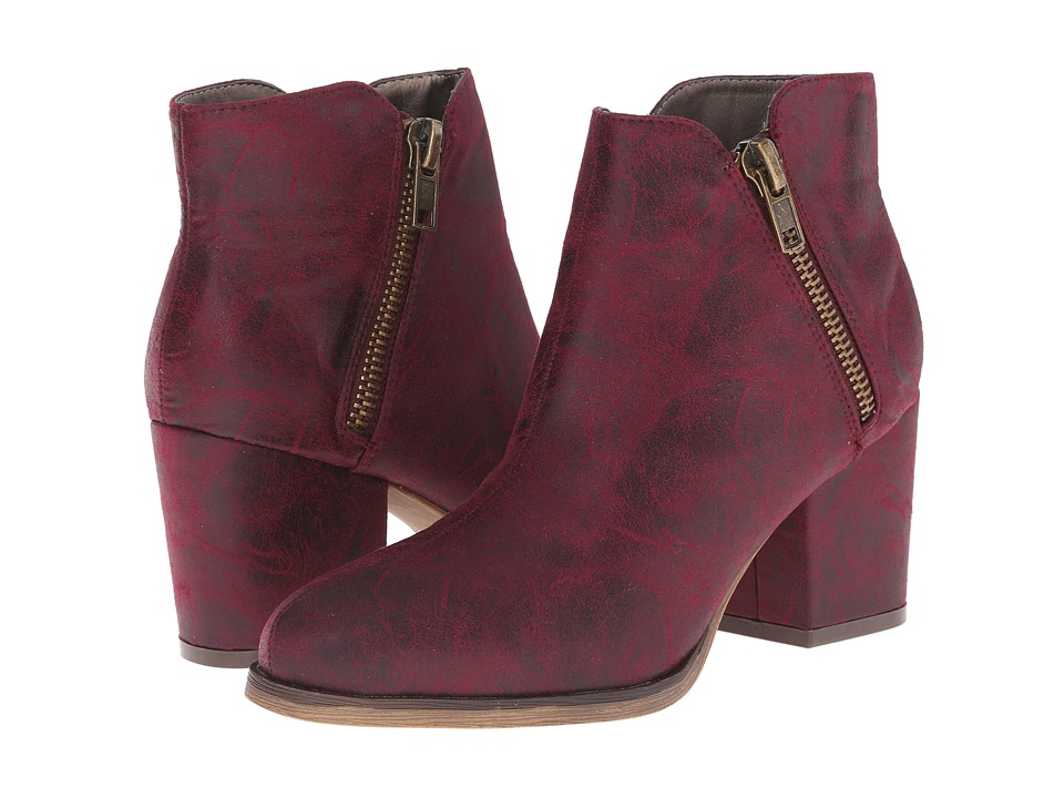 Michael Antonio - Mail (Cranberry) Women's Boots