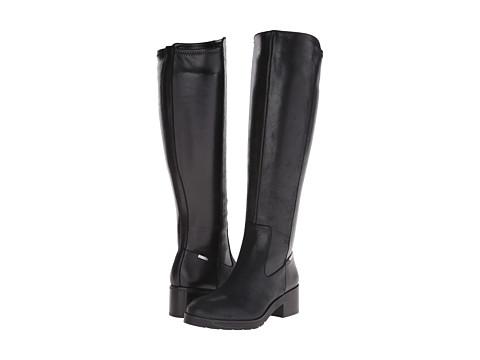 Calvin Klein - Salomon (Black Leather) Women