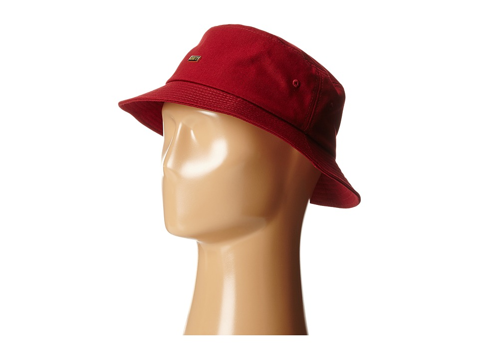 Obey - Surplus Bucket Hat (Wine) Bucket Caps