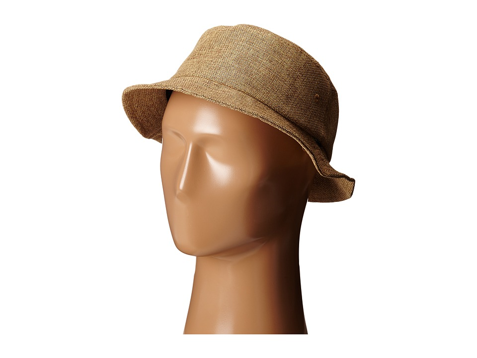 Obey - Bolinas Bucket Hat (Natural) Bucket Caps