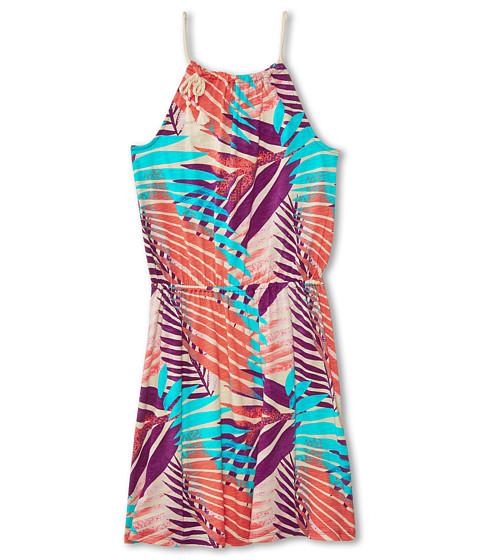 Roxy Kids - Barefoot Halter Dress (Big Kids) (Sugar Coral) Girl's Dress