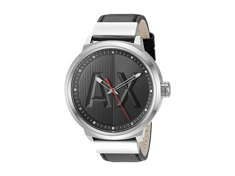 AX Armani Exchange - Atlc - AX1361 (Black) Watches