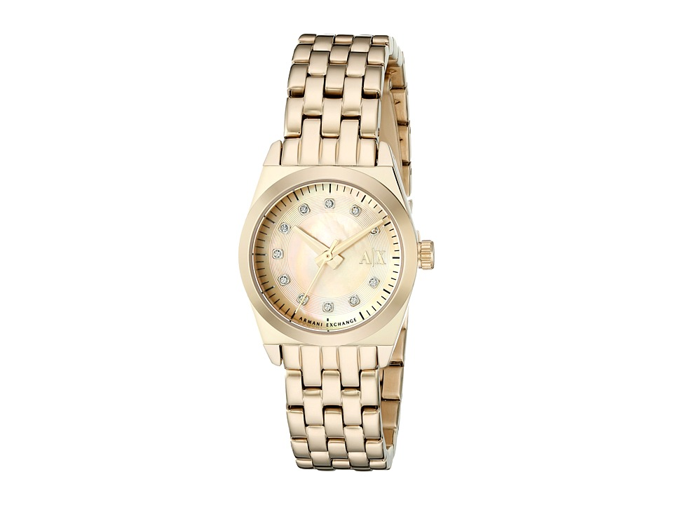 AX Armani Exchange - Miss Jackson - AX5331 (Gold) Watches