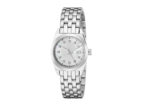 AX Armani Exchange - Miss Jackson - AX5330 (Silver) Watches