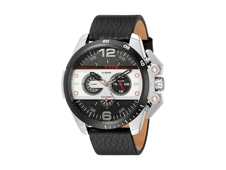 Diesel - Ironside - DZ4361 (Black) Watches