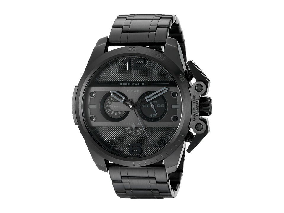 Diesel - Ironside - DZ4362 (Black) Watches
