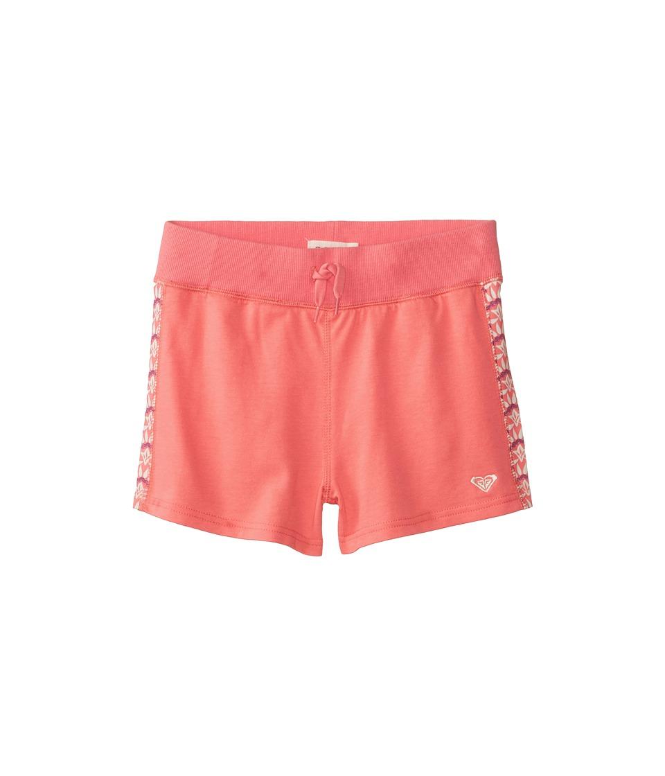 Roxy Kids - Back Bay Shorts (Big Kids) (Sugar Coral) Girl's Shorts