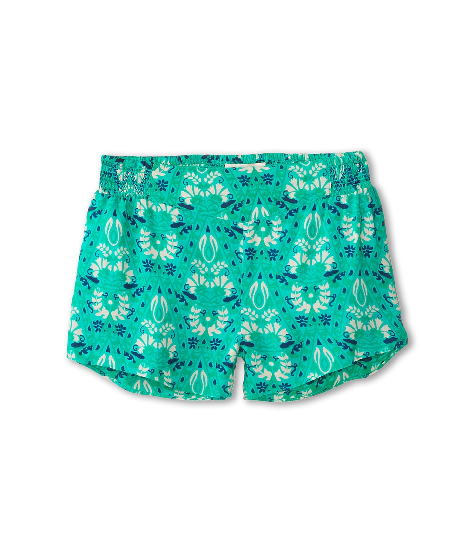 Roxy Kids - Oasis Side Shorts (Big Kids) (Waterfall) Girl's Shorts
