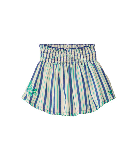 Roxy Kids - Spish Splash Skirt (Toddler/Little Kids/Big Kids) (Mzarine Blue) Girl