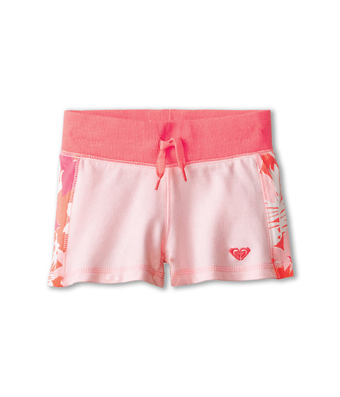 Roxy Kids - Summer Night Shorts (Toddler/Little Kids/Big Kids) (Sunrise Pink) Girl