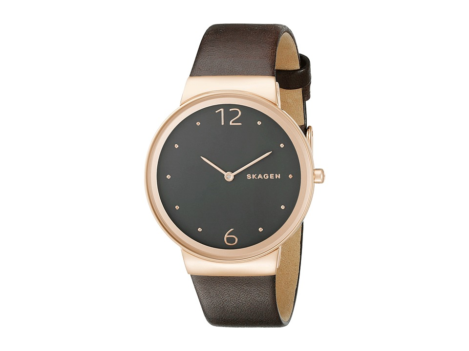 Skagen - Freja SKW2368 (Brown) Watches