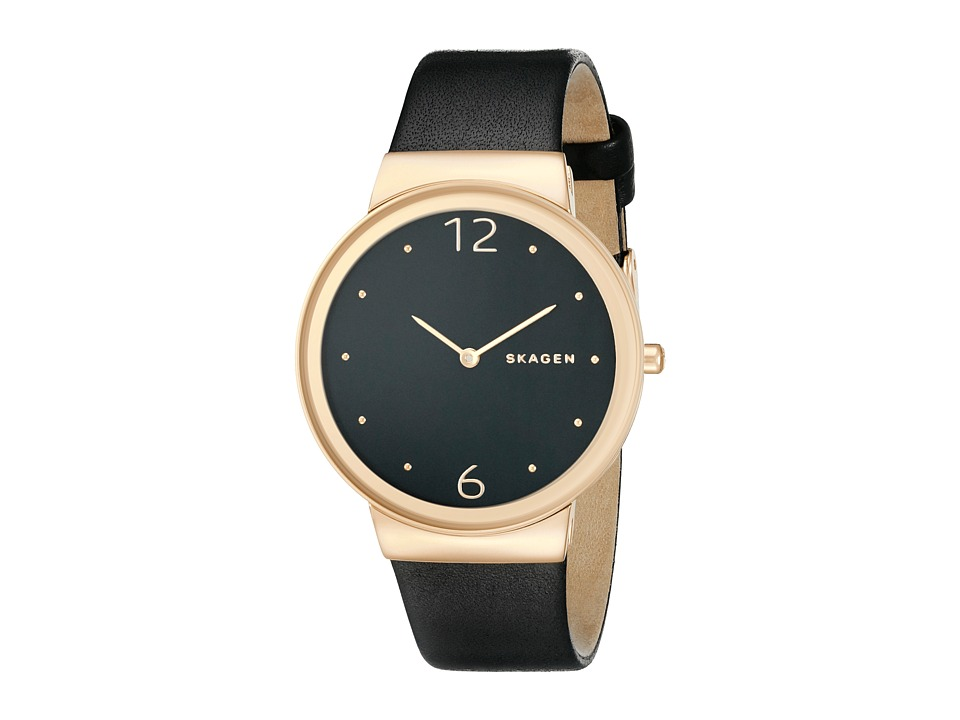Skagen - Freja SKW2370 (Black) Watches