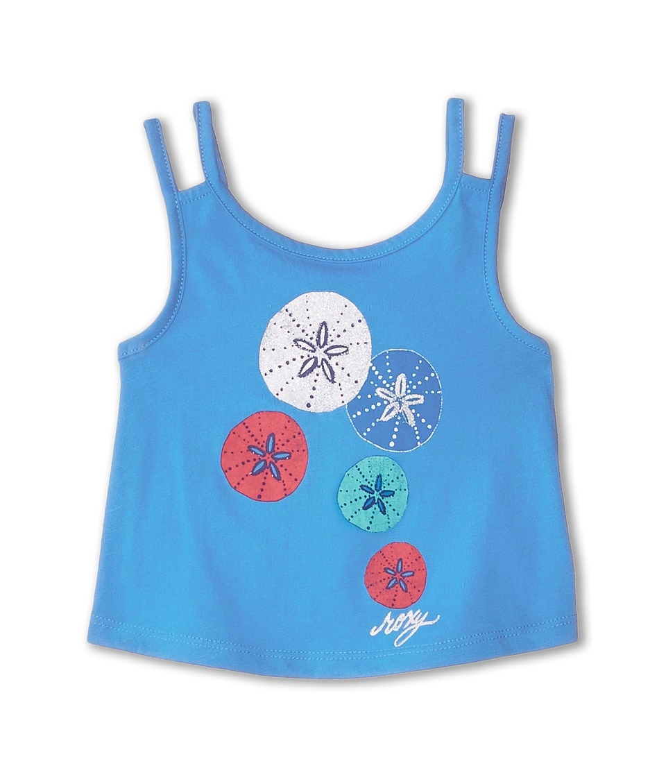 Roxy Kids - Sand Dollar Tank Top (Infant) (Campanula) Girl