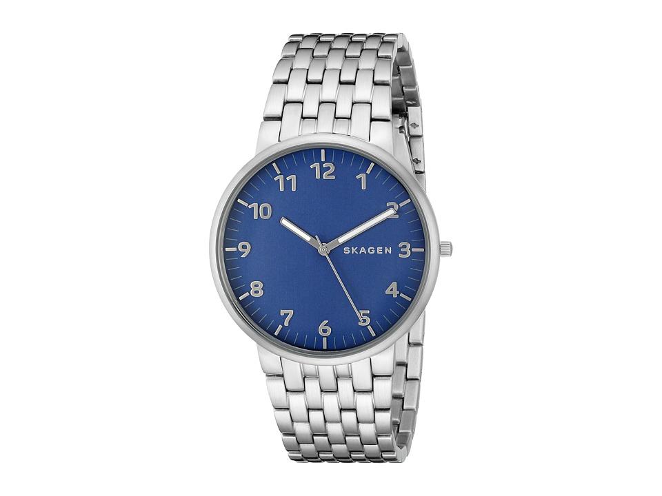 Skagen - Ancher SKW6201 (Silver) Watches
