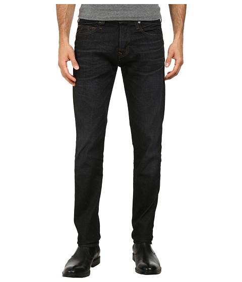 True Religion - Rocco Slim Jeans in Dark Grey (Dark Grey) Men's Jeans