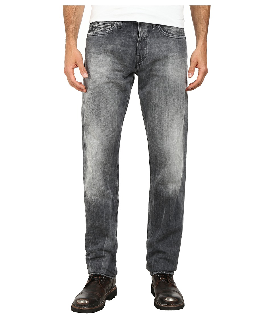 True Religion - Geno Slim Jeans in Inox Grey (Inox Grey) Men's Jeans