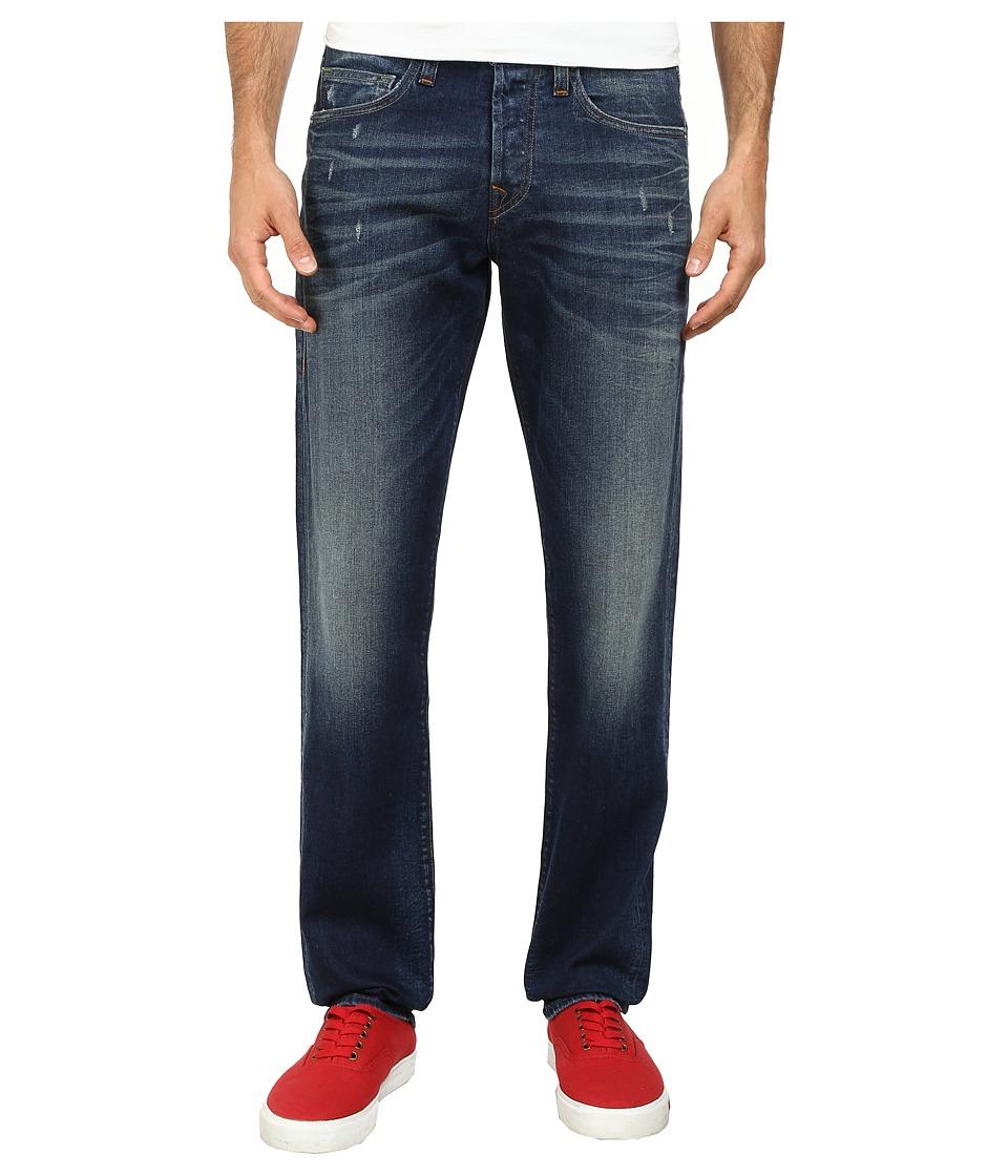 True Religion - Geno Slim Jeans in Oversea Blue (Oversea Blue) Men's Jeans