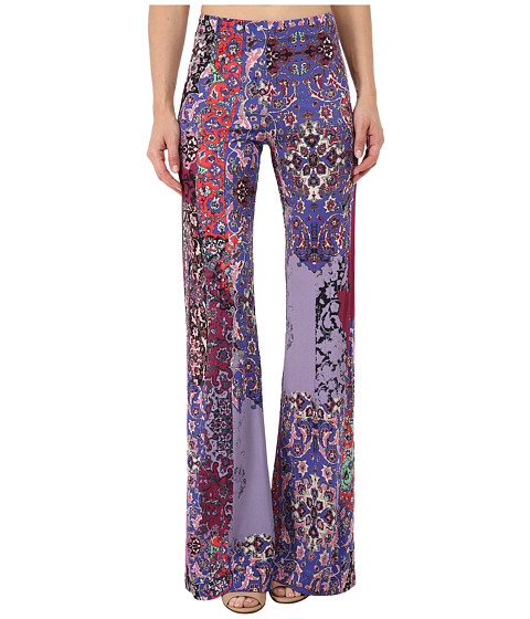 Nicole Miller - Magic Carpet Printed Palazzo (Multi) Women's Casual Pants