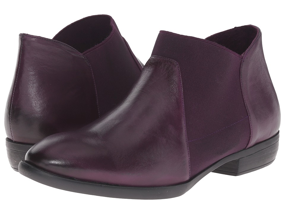 Miz Mooz - Encounter (Purple) Women's Pull-on Boots
