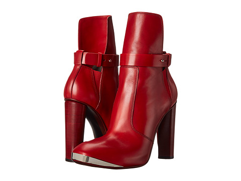 CoSTUME NATIONAL - 40122 22284 (Red) Women's Pull-on Boots