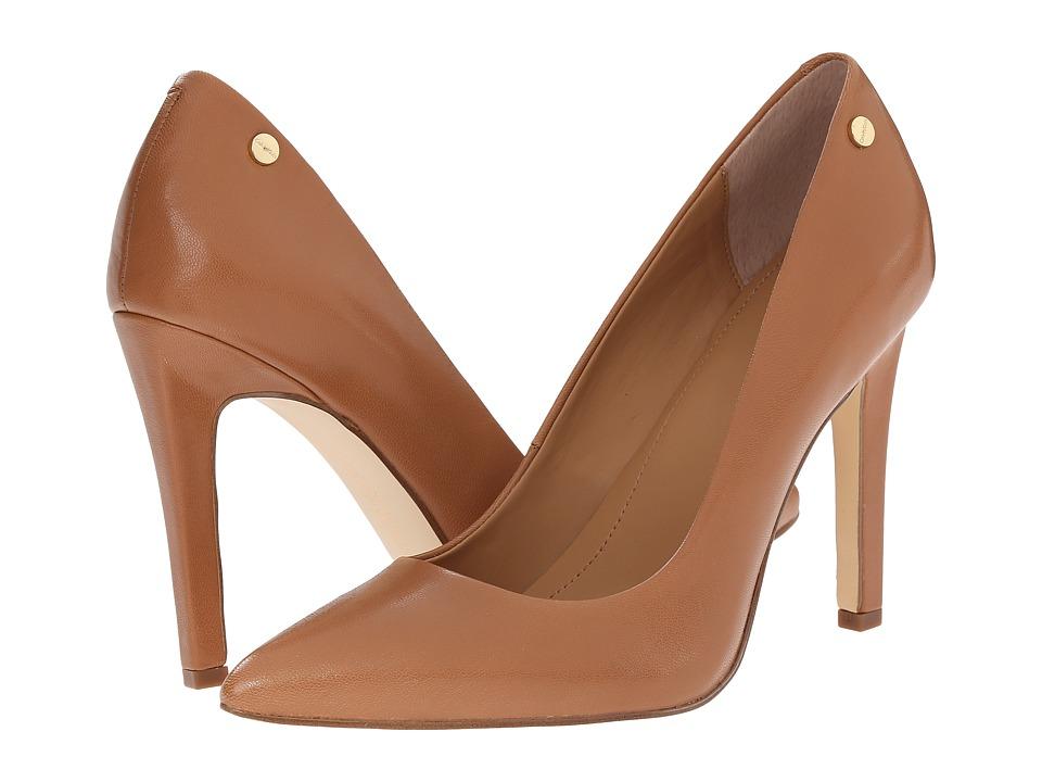 Calvin Klein - Brady (Caramel Kidskin) High Heels