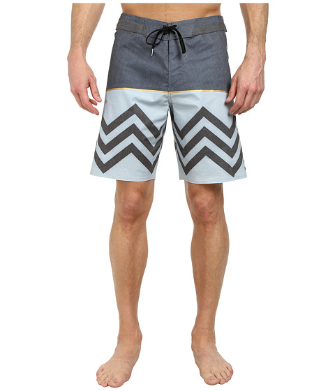 Billabong - Shifty X Pro (Light Silver) Men's Swimwear