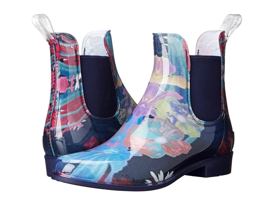 NoSoX by Deer Stags Myst (Navy/Floral) Women