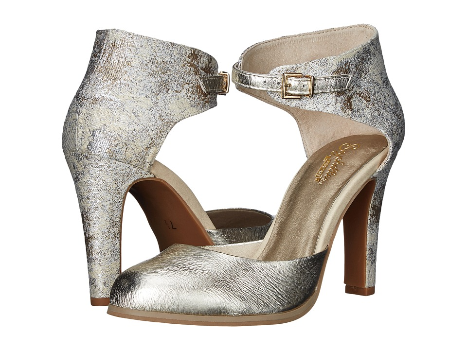 Seychelles - Hopeful (Pale Gold) High Heels
