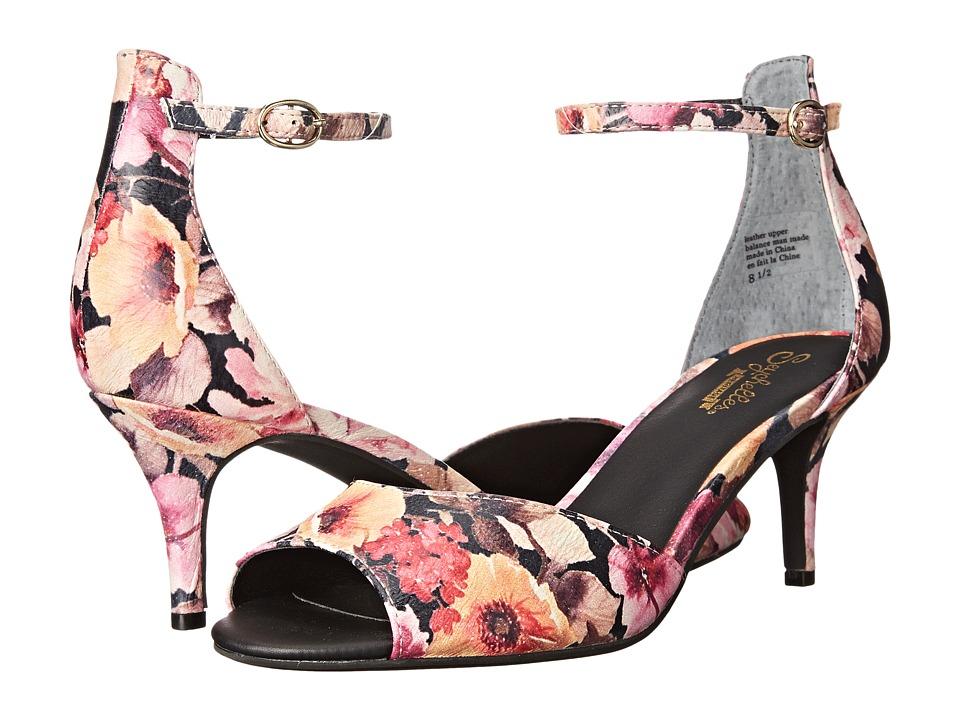 Seychelles - Hazel (Dark Floral) High Heels