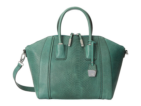 Ivanka Trump - Doral Satchel (Turquoise) Satchel Handbags