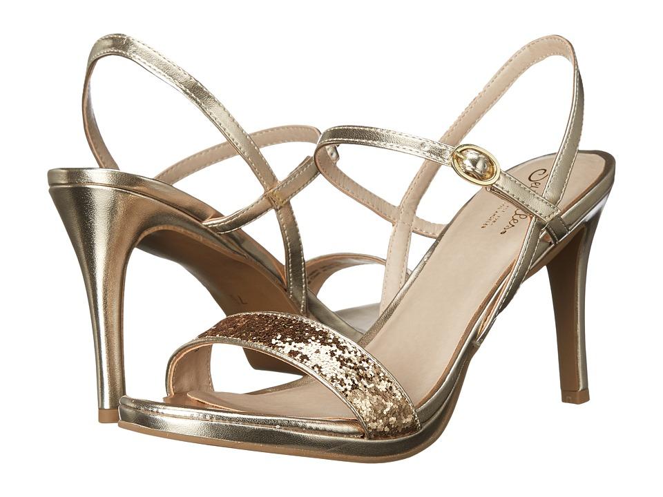 Seychelles - Sweet As Honey (Gold Glitter) High Heels