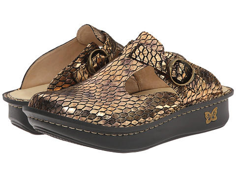 Alegria - Classic (Antique Snake) Women's Clog Shoes