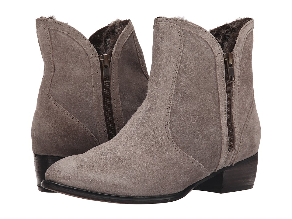 Seychelles Lucky Penny (Taupe Fur) Women