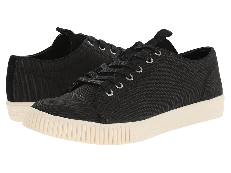 Calvin Klein Jeans - Jerome (Black Canvas/Suede) Men's Shoes
