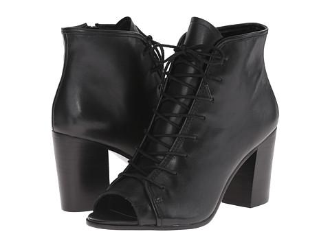 Steve Madden - Neela (Black Leather) Women