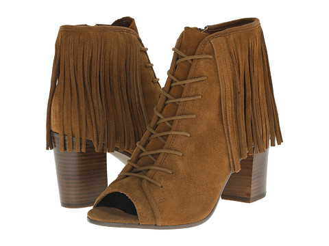 Steve Madden - Newporte (Chestnut Suede) Women's Lace-up Boots