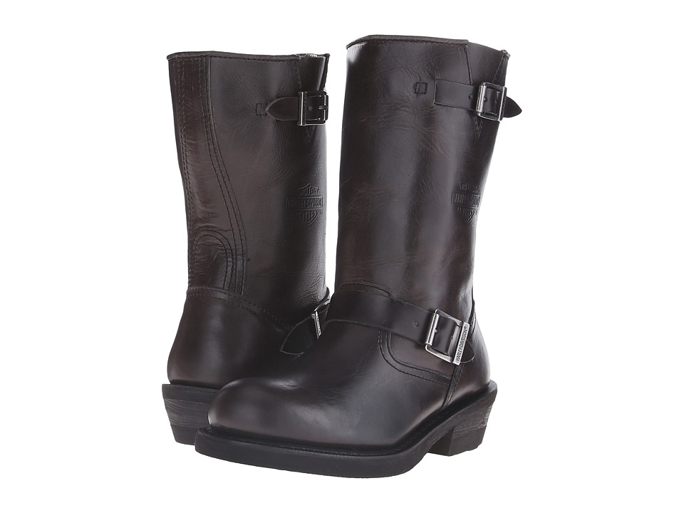Harley-Davidson - Dartford (Black) Women's Pull-on Boots