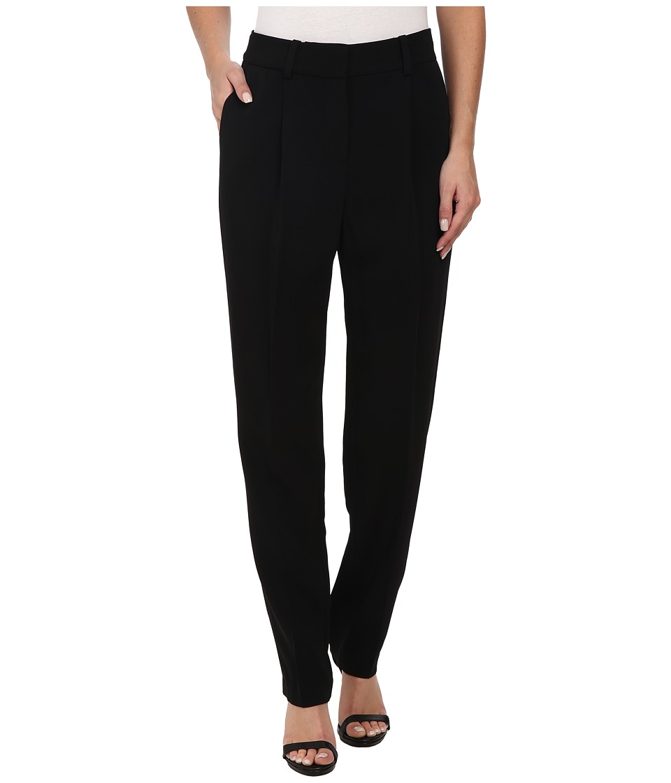 Rebecca Taylor - Suiting Pietra Pants (Black) Women's Casual Pants
