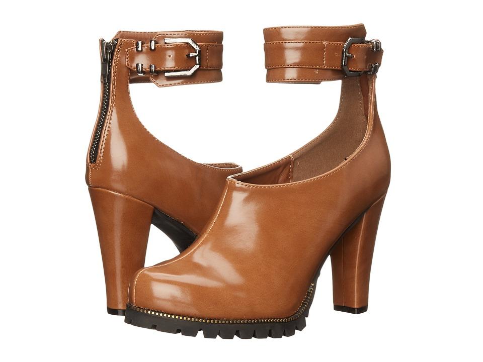 C Label - Binky-1 (Camel) High Heels