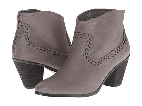 C Label - Elton-4 (Grey) Women's Boots