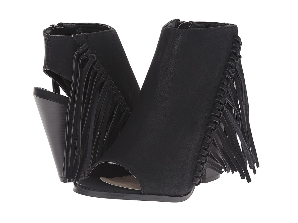 C Label - Alamo-2 (Black) High Heels