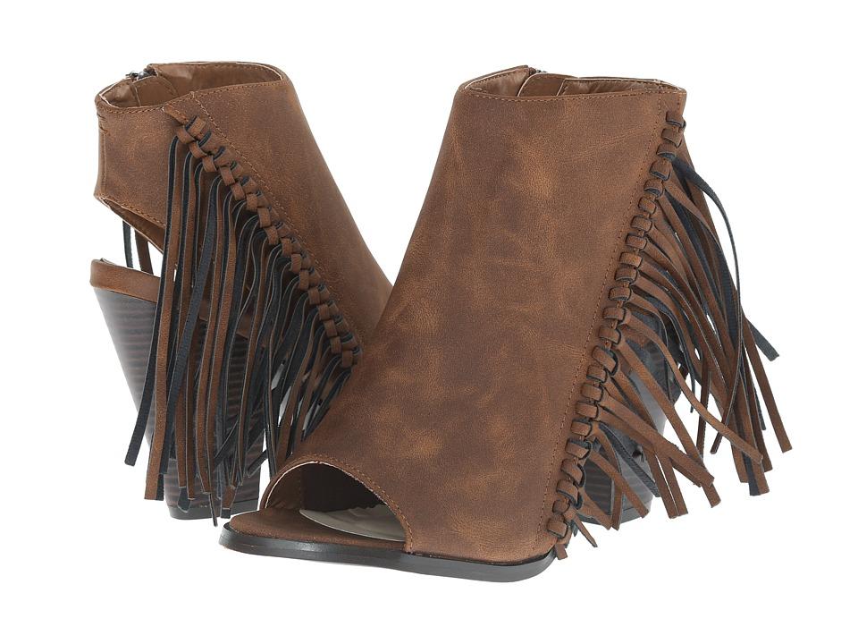 C Label - Alamo-2 (Brown) High Heels